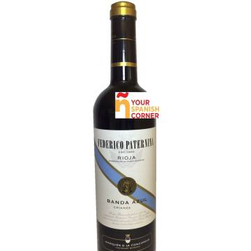 PATERNINA BANDA AZUL vino tinto crianza -D.O. Rioja- (75 cl)
