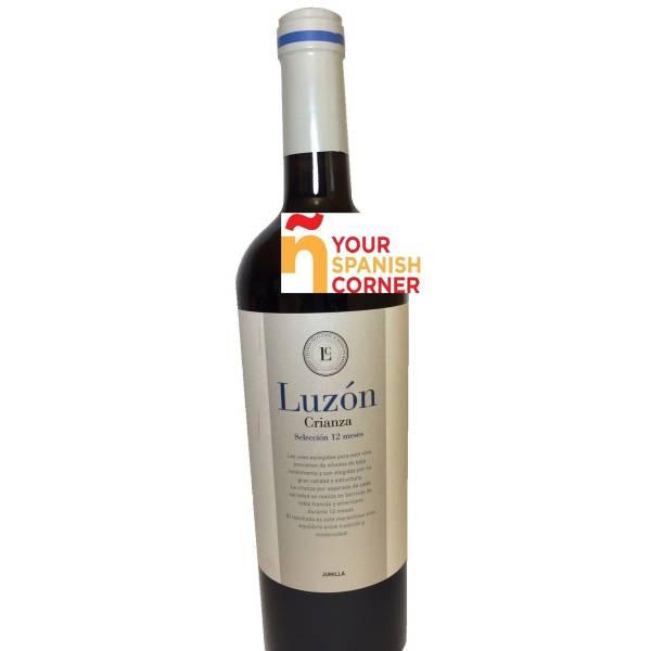 CASTILLO LUZÓN vino tinto crianza -D.O. Jumilla- (75 cl)