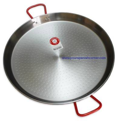 60 cms traditional paella pan