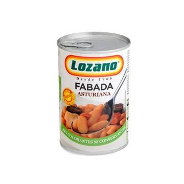 Asturian Broad Beans  425G.