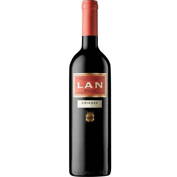LAN Red wine aging -D.O. Rioja- (75 cl)