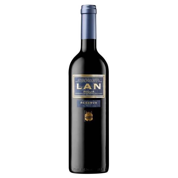 LAN vino tinto Reserva -D.O. Rioja- (75 cl)