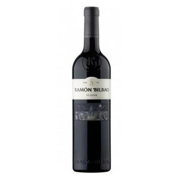 RAMON BILBAO vino tinto reserva -D.O. Rioja- (75 cl)