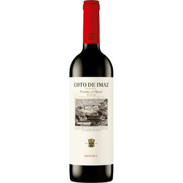 COTO DE IMAZ Rotwein Reserva -D.O. Rioja- (75 cl)