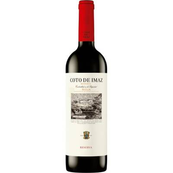 COTO DE IMAZ red wine Reserva -D.O. Rioja- (75 cl)