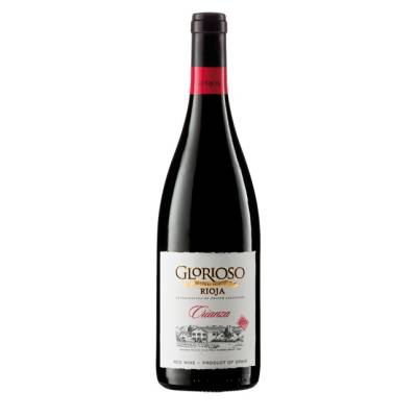 GLORIOSO vino tinto crianza -D.O. Rioja- (75 cl)