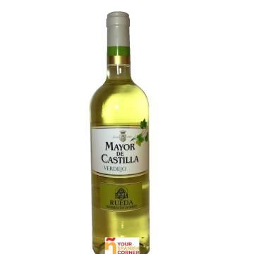 MAYOR DE CASTILLA vino blanco Verdejo - D.O. Rueda- (75 cl)