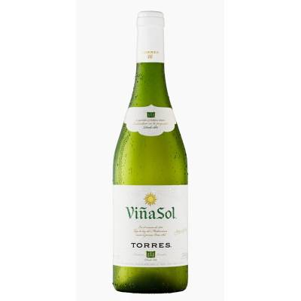 VIÑA SOL vino blanco -D.O. Penedés- (75 cl)