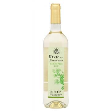 NAVAS DEL EMPERADOR vino blanco Verdejo -D.O. Rueda- (75 cl)