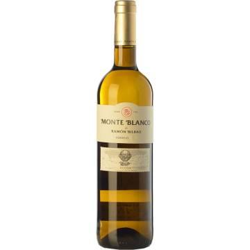 MONTE BLANCO vino blanco Verdejo - D.O. Rueda- (70 cl)