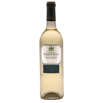 MARQUÉS DE RISCAL vino blanco Verdejo - D.O. Rueda- (75 cl)