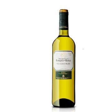 MARQUÉS DE RISCAL vino blanco Sauvignon - D.O. Rueda- (75 cl)