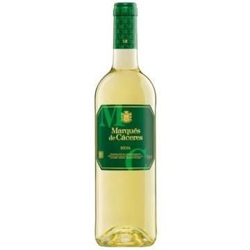 MARQUÉS DE CÁCERES Weißwein-D.O. Rioja- (75 cl)