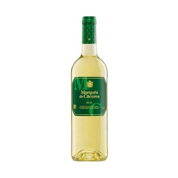 MARQUÉS DE CÁCERES vino blanco -D.O. Rioja- (75 cl)