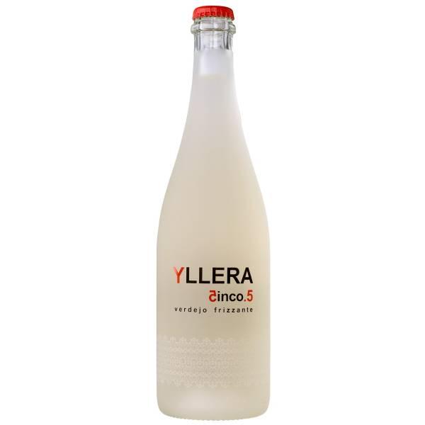 YLLERA CINCO 5 vino blanco Verdejo (75 cl)