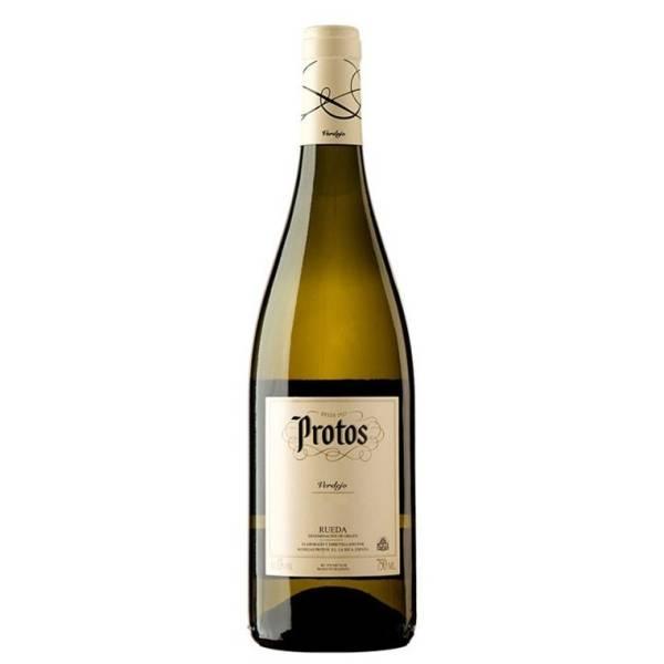 PROTOS vino blanco Verdejo -D.O. Rueda- (75 cl)