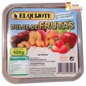 """DULCE DE FRUTAS """"EL QUIJOTE"""""""