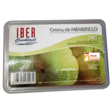 "CREMA DE MEMBRILLO DIETÉTICA ""IBER COCKTAIL"""
