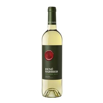 RENE BARBIER vino blanco Kraliner Seco -D.O. Cataluña- (75 cl)