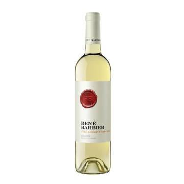 RENE BARBIER vino blanco semi dulce Viña Augusta -D.O. Cataluña- (75 cl)