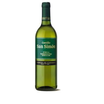 CASTILLO SAN SIMÓN vino blanco -D.O. Jumilla- (75 cl)
