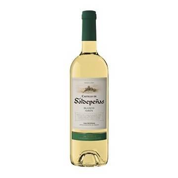 CASTILLO DE SOLDEPEÑAS white wine -D.O. Valdepeñas- (75 cl)