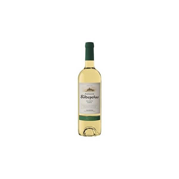 CASTILLO DE SOLDEPEÑAS Weißwein -D.O. Valdepeñas- (75 cl)