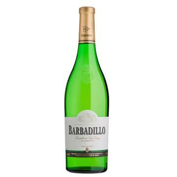 BARBADILLO CASTILLO DE SAN DIEGO vino blanco -D.O. VT Cádiz- (75 cl)