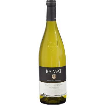 CASTELL DE RAIMAT vino blanco Chardonnay  -D.O. Costers del Segre- (75 cl)