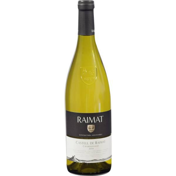 CASTELL DE RAIMAT Chardonnay  Weißwein -D.O. Costers del Segre- (75 cl)