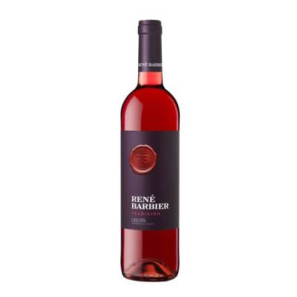 RENE BARBIER vino rosado -D.O. Cataluña- (75 cl)