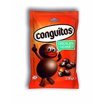"CONGUITOS DE CHOCOLATE ""LACASA"" (90 G)"