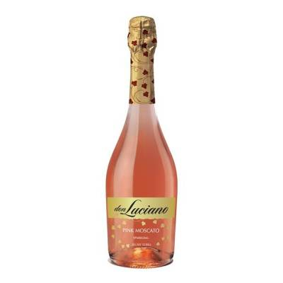DON LUCIANO Sparkling rosé wine Moscato (75 cl)