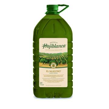 EXTRA VIRGIN OLIVE OIL 5L HOJIBLANCA