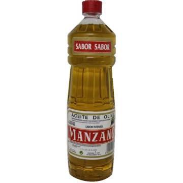 """OLIVE OIL 1L """"MANZANO"""""""