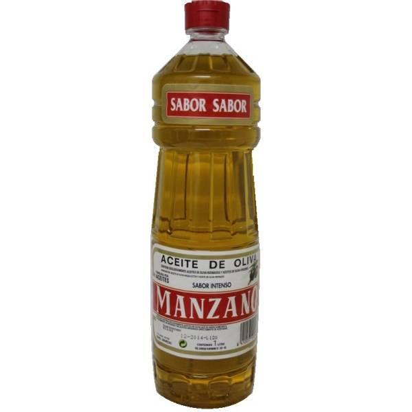 HUILE D'OLIVE 1L MANZANO