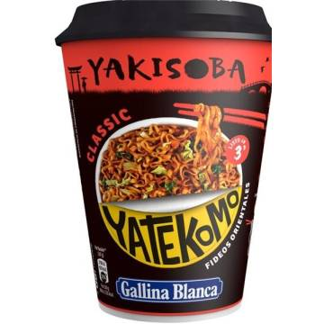CLASSIC ORIENTAL NOODLES YAKISOBA GALLINA BLANCA