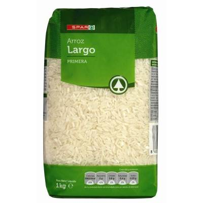 "LONG GRAIN RICE ""SPAR"""