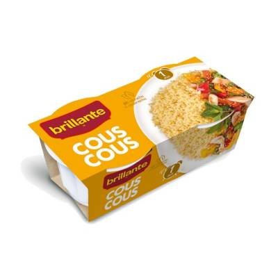 "COUS COUS PACK 2 ""BRILLANTE"""