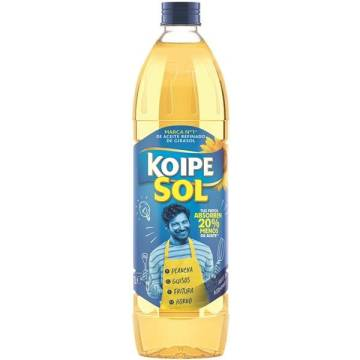 "SUNFLOWER OIL 1L ""KOIPESOL"""