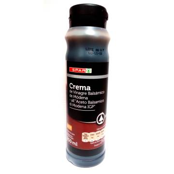 "MODENA BALSAMIC VINEGAR CREAM 250ML ""SPAR"""