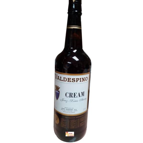 VALDESPINO Cream Sherry -D.O. Jerez- (1L)