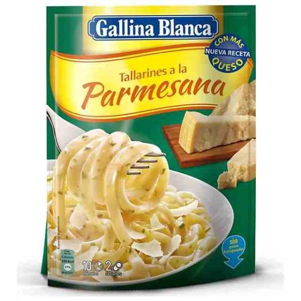 TAGLIATELLE AU PARMESAN GALLINA BLANCA