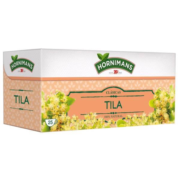"LINDEN-BLOSSOM TEA ""HORNIMANS"""