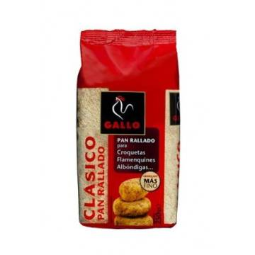 BREADCRUMBS 250G GALLO