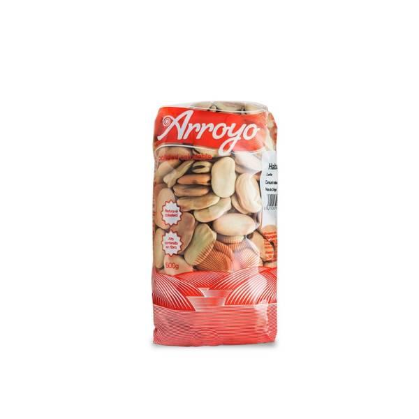 Saubohnen für Michirones Arroyo 500g.
