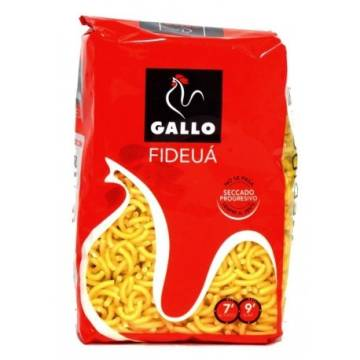 PÂTES COQUILLETTES FIDEUÁ 500G GALLO