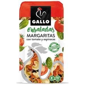 Margaritas con tomate y espinacas GALLO 500g.