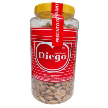 "FRIED SALTED ALMOND 850G ""DIEGO"""