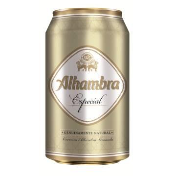 """CERVEZA ESPECIAL """"ALHAMBRA"""""""